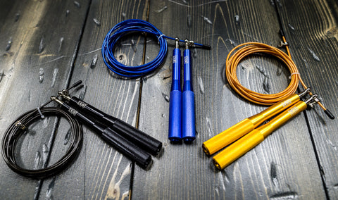Aluminum Speed Rope