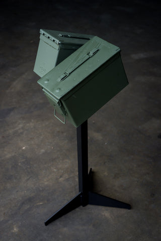 Ammo Can Chalk Holder