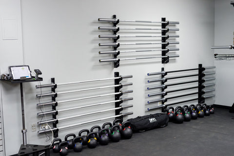 6-Bar Gun Rack with Liner