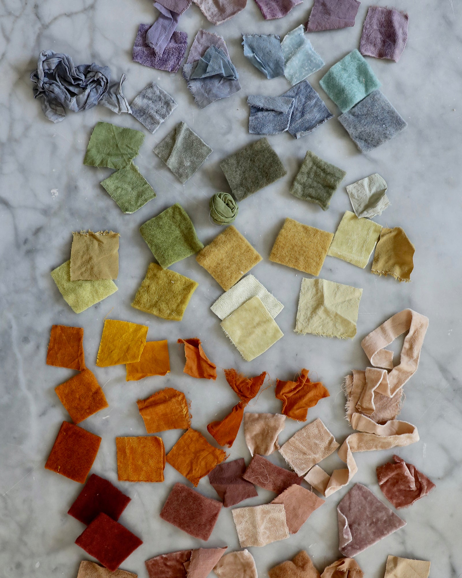 Capturing Color from Food Waste, Natural Dyeing Workshop with Maggie Pate