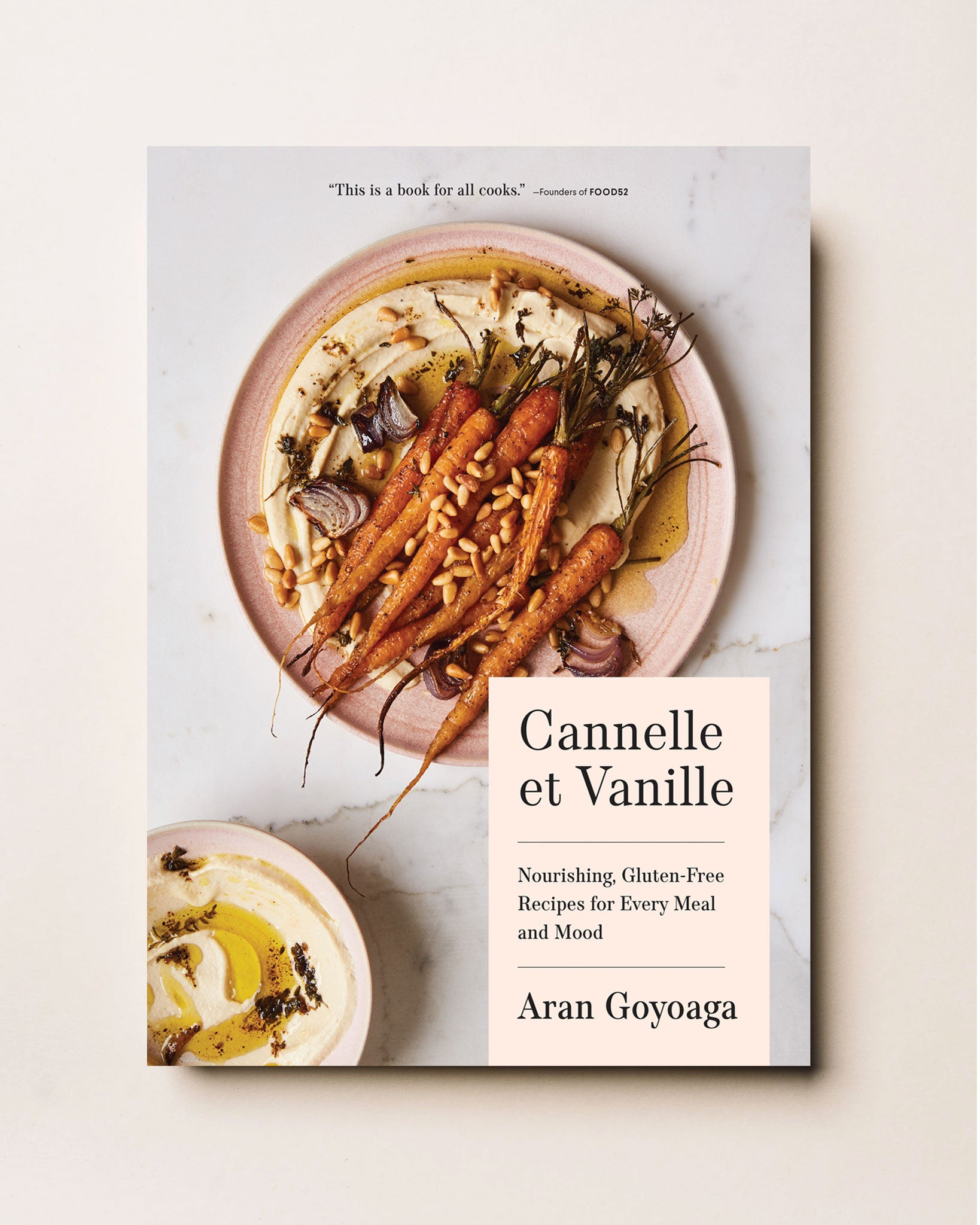 Cannelle et Vanille, Cookbook