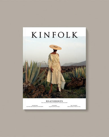Kinfolk Issue 24, Relationships