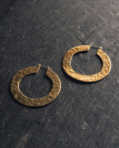 Crescioni Sol Earrings