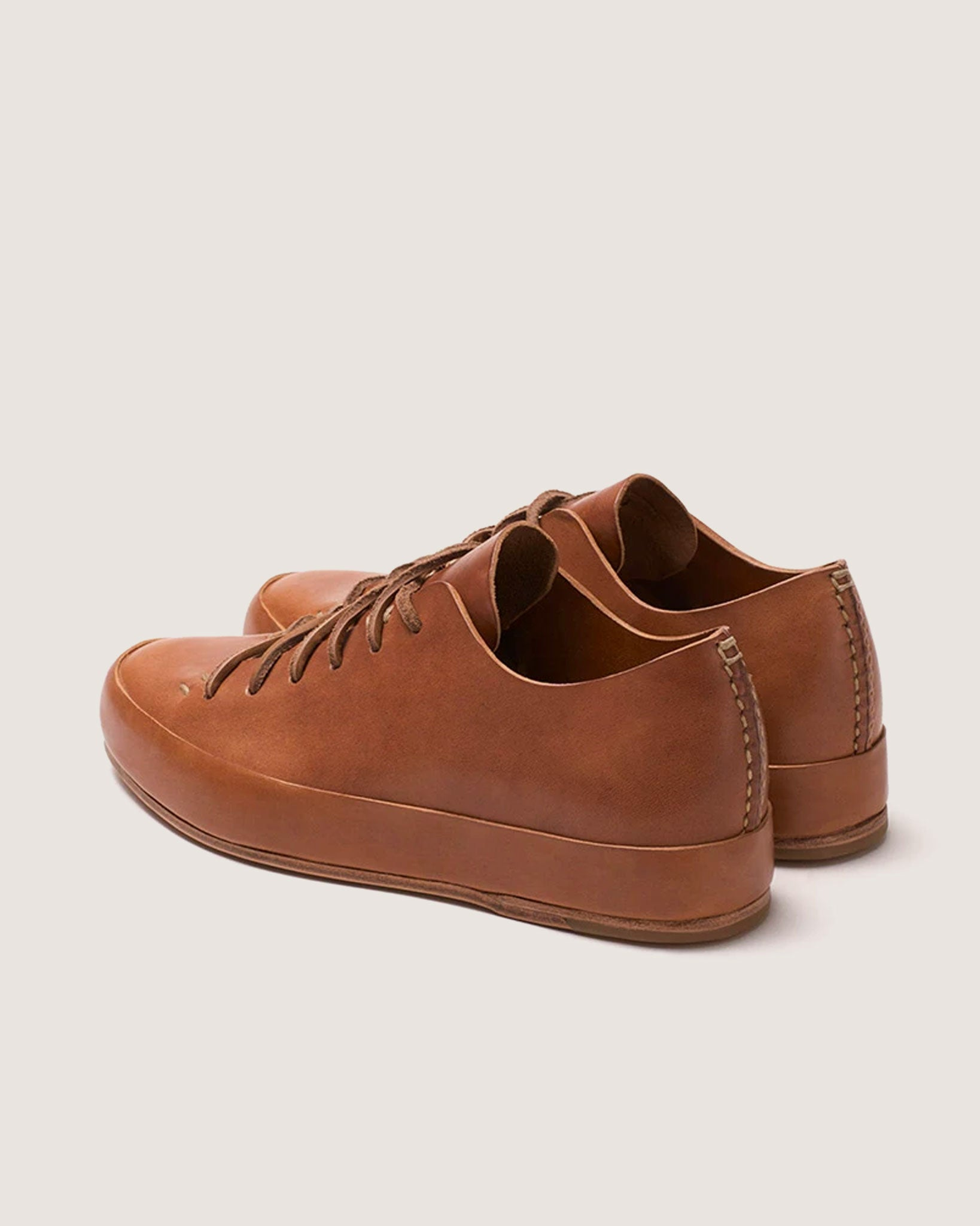 Feit Hand Sewn Low Tan, Women's