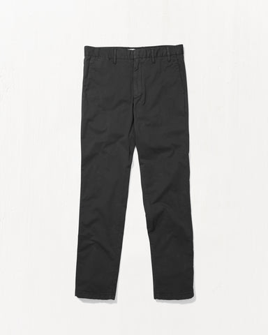 Norse Projects Aros Slim Light Stretch, Black
