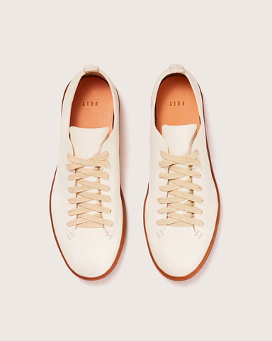 Feit Hand Sewn Low Latex White, Men's