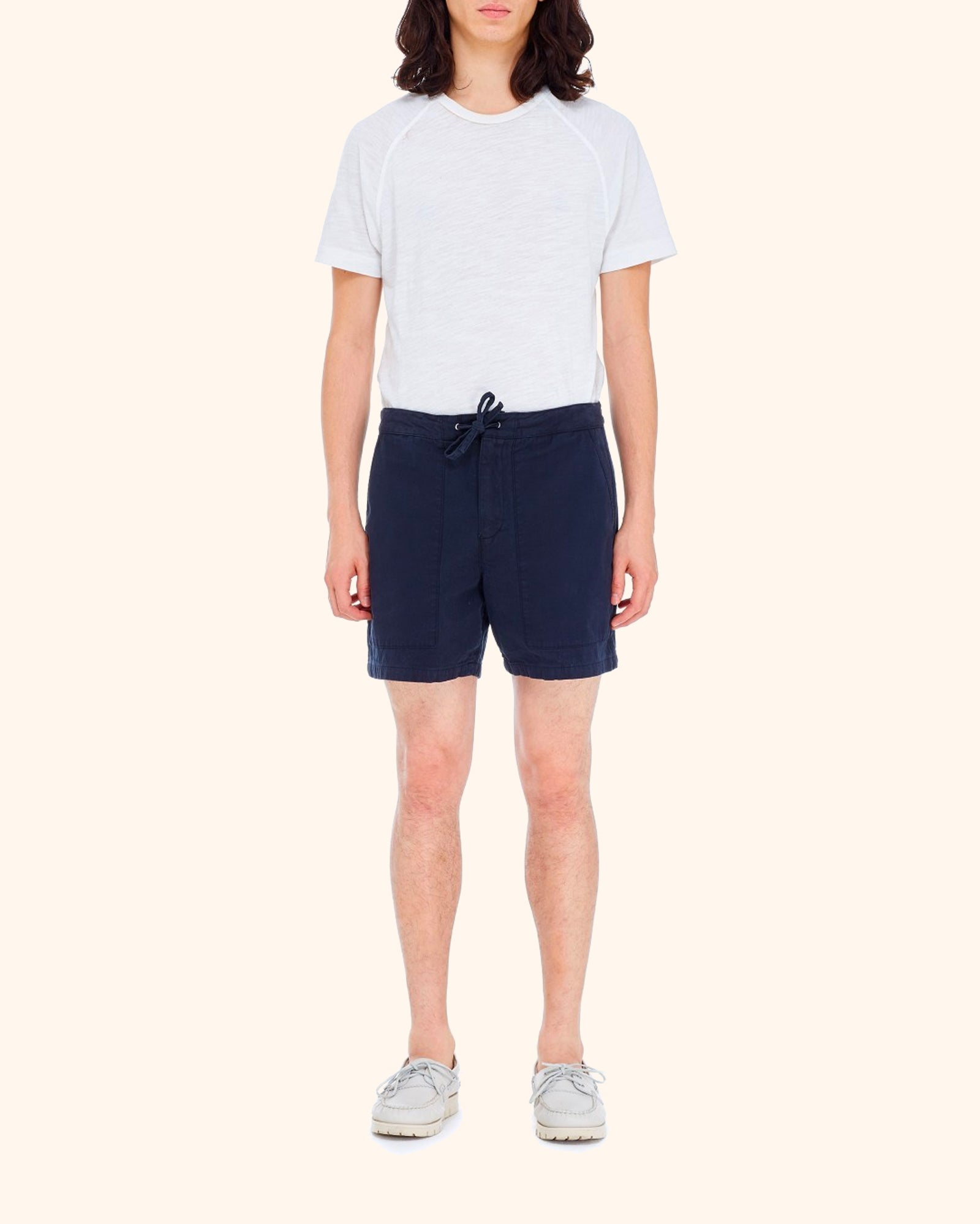 You Must Create Nam Shorts, Navy