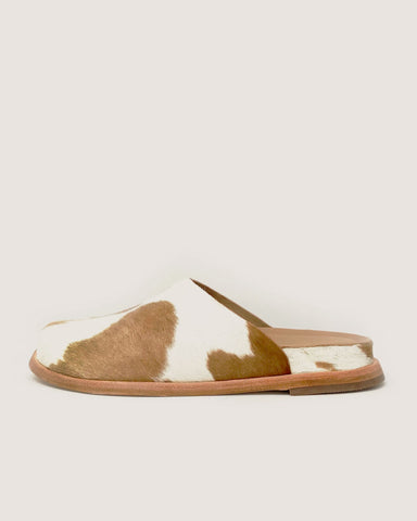 Wal & Pai Ogden Slide, Natural Calf