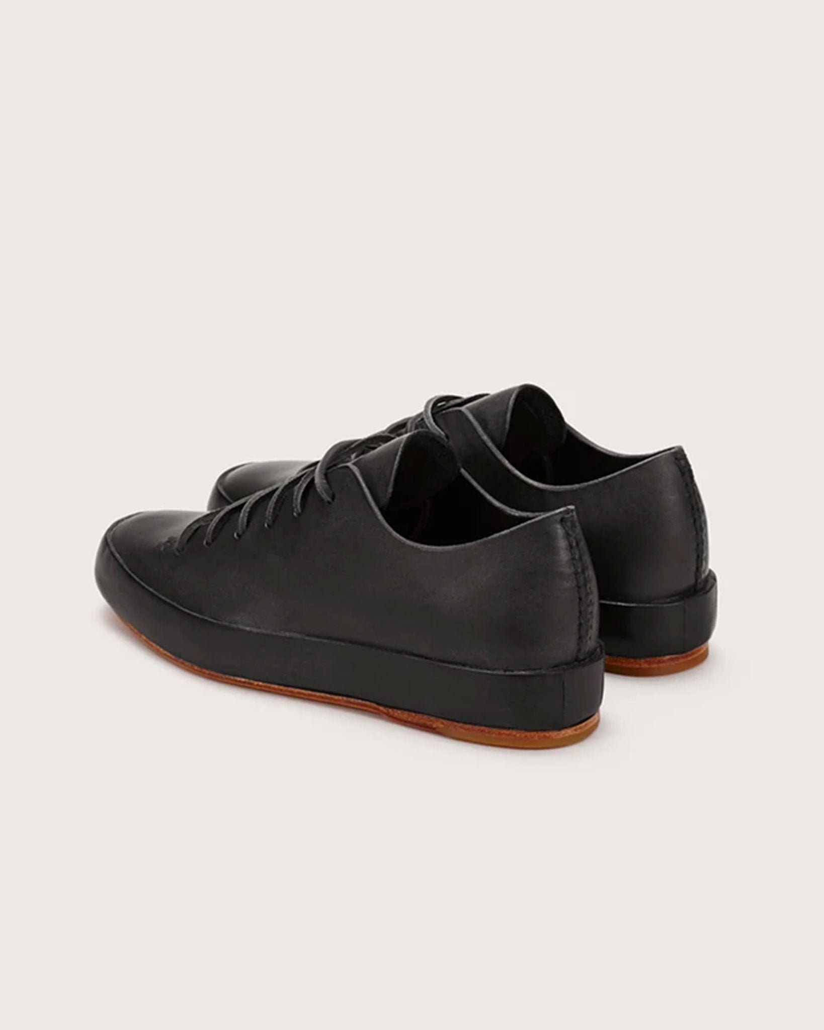Feit Hand Sewn Low Black, Women's