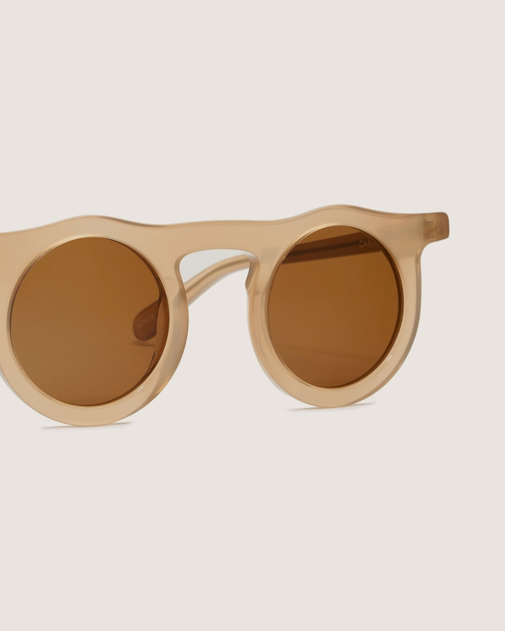 Carla Colour Lind Sunglasses, Malt