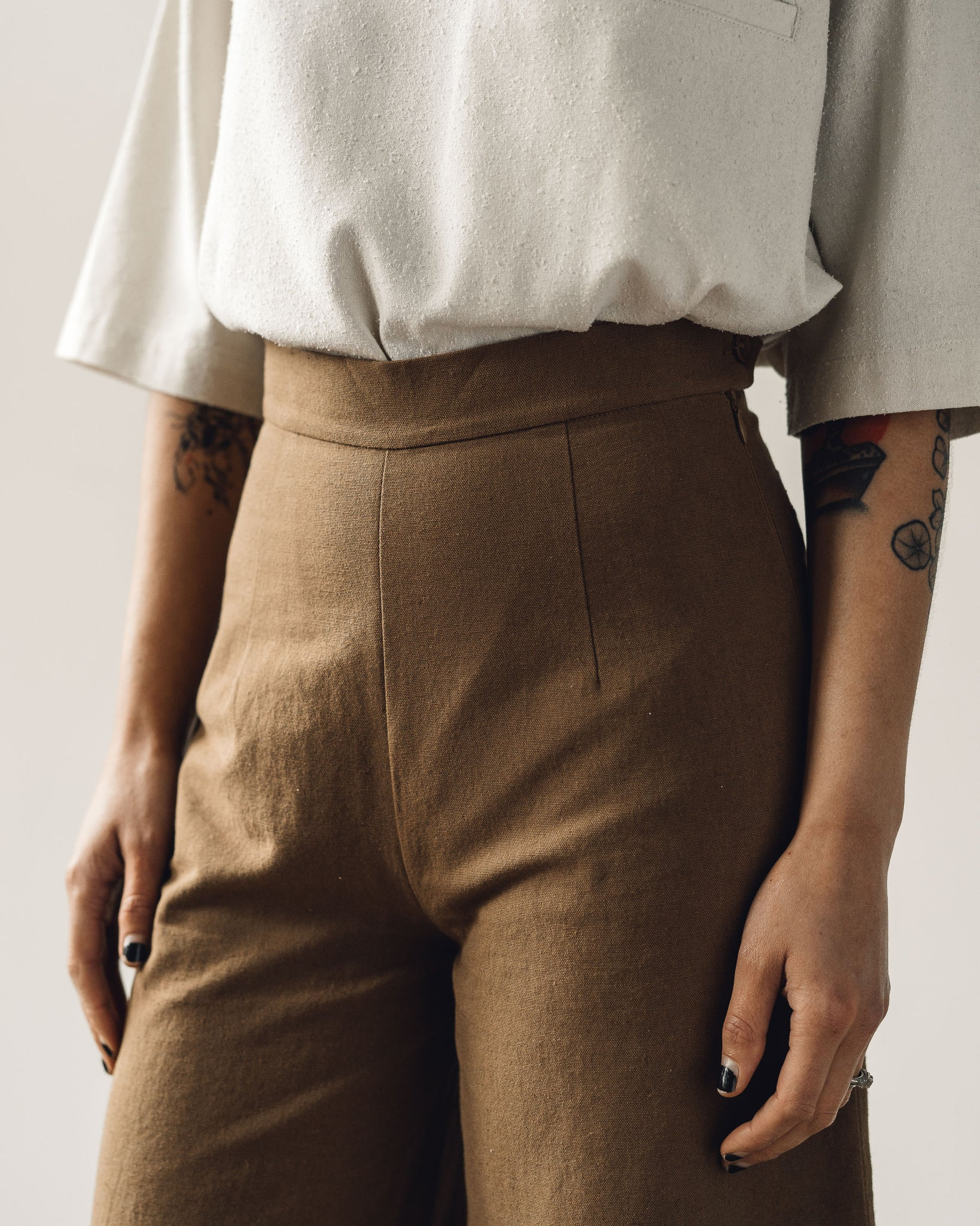 7115 Wide-Legged Trouser