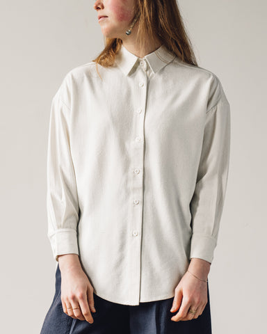 7115 Signature Dolman Shirt, Off-White