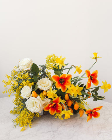 'Citron' Floral Arrangement