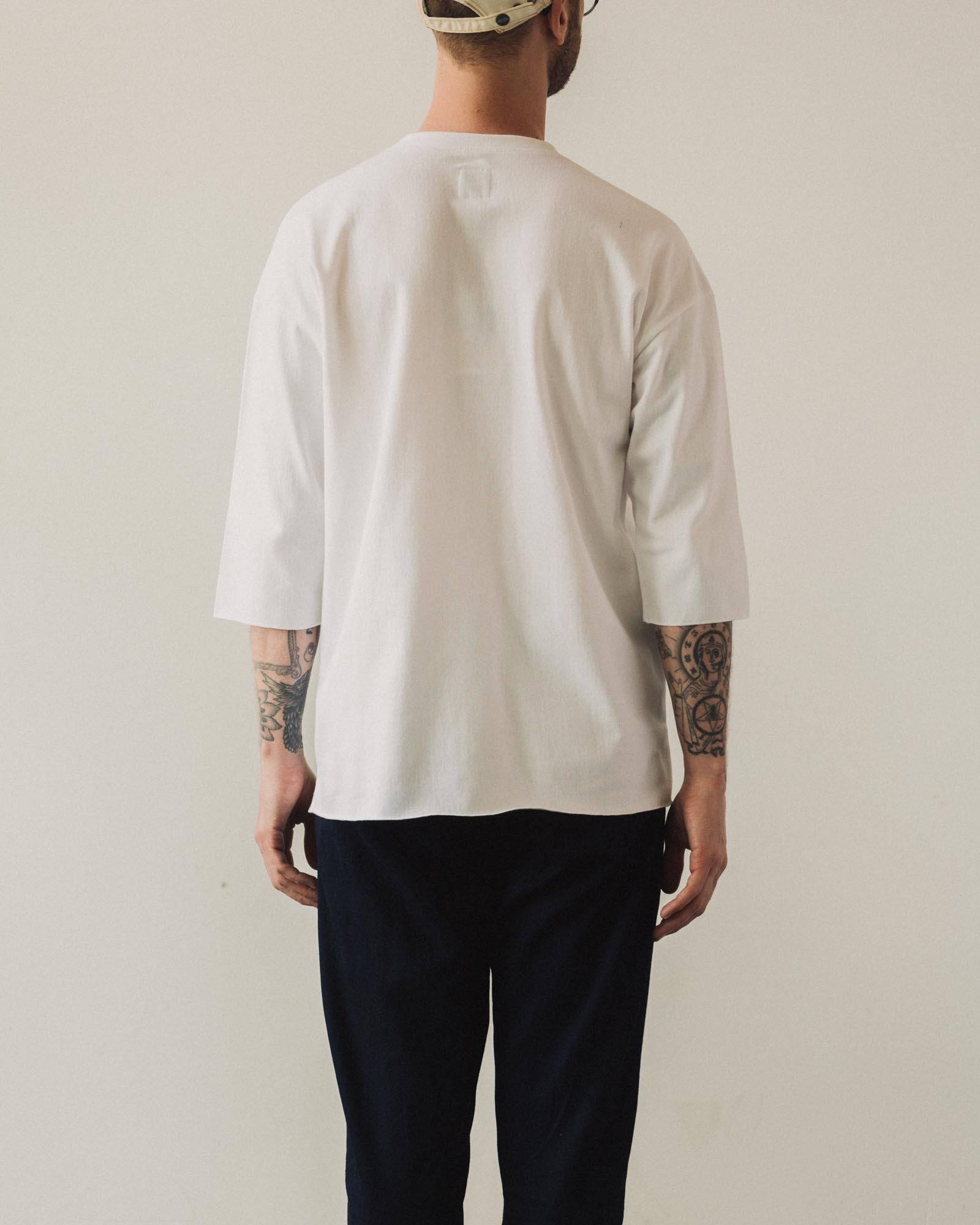 Arpenteur Mariniere Sweater, White