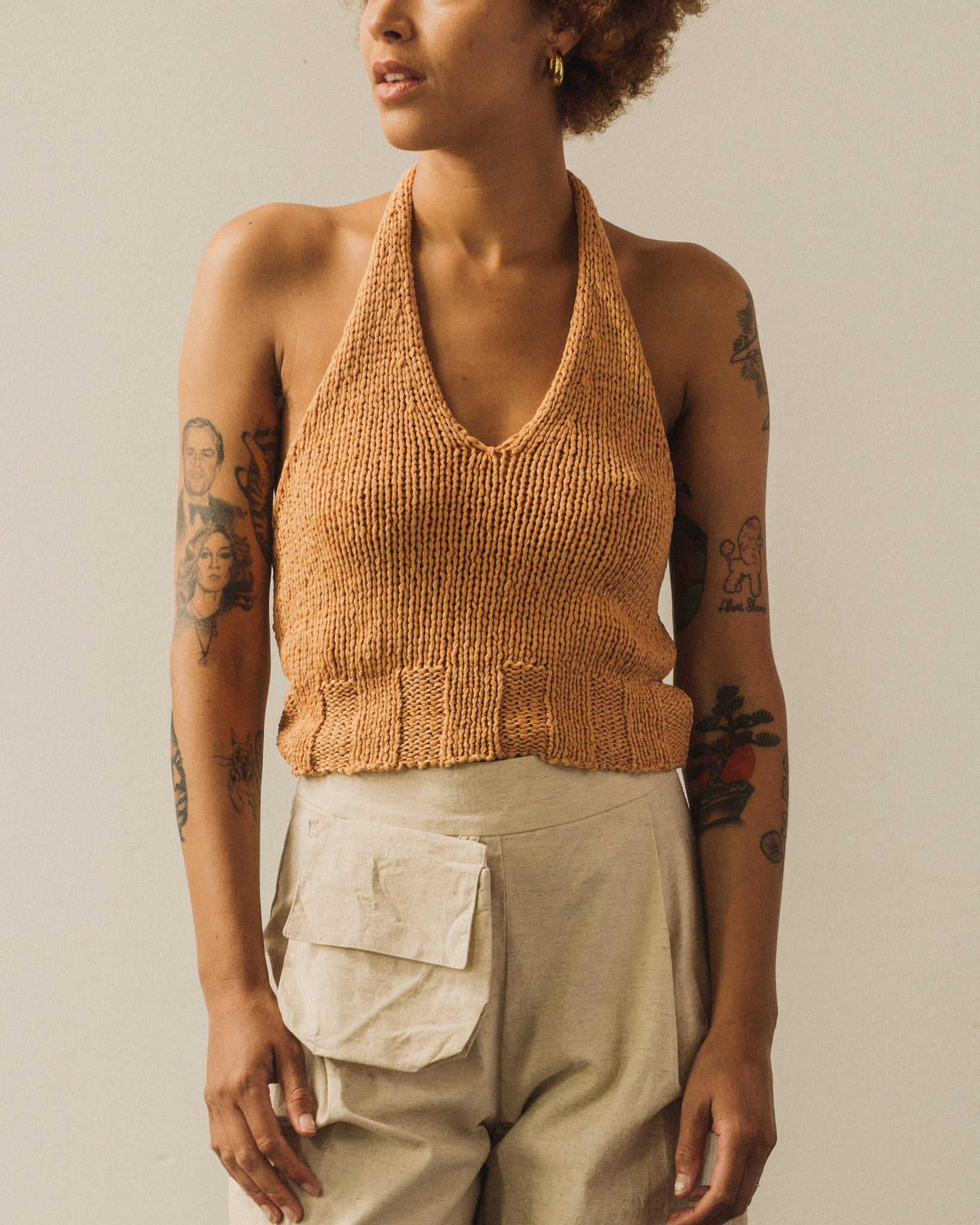 Paloma Wool Bien Sweater, Peach