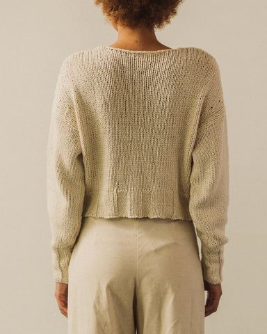 Paloma Wool Tratame Sweater, Off-White