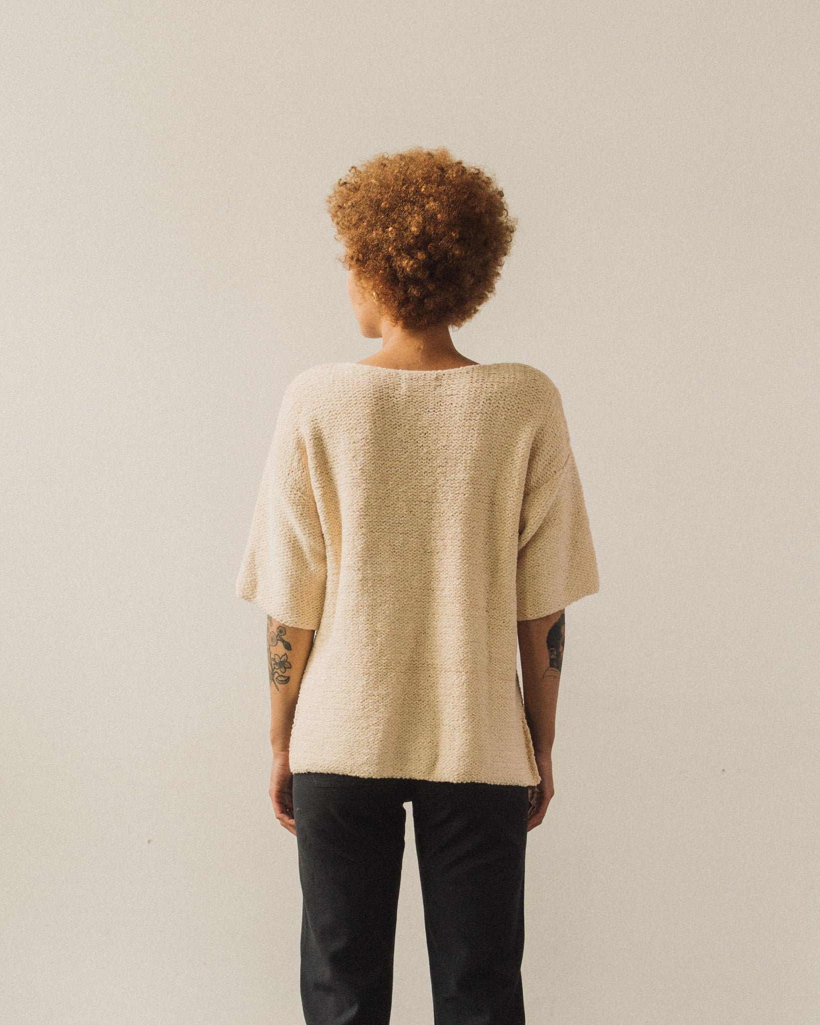 Delphine Playa Top, All Provence Linen