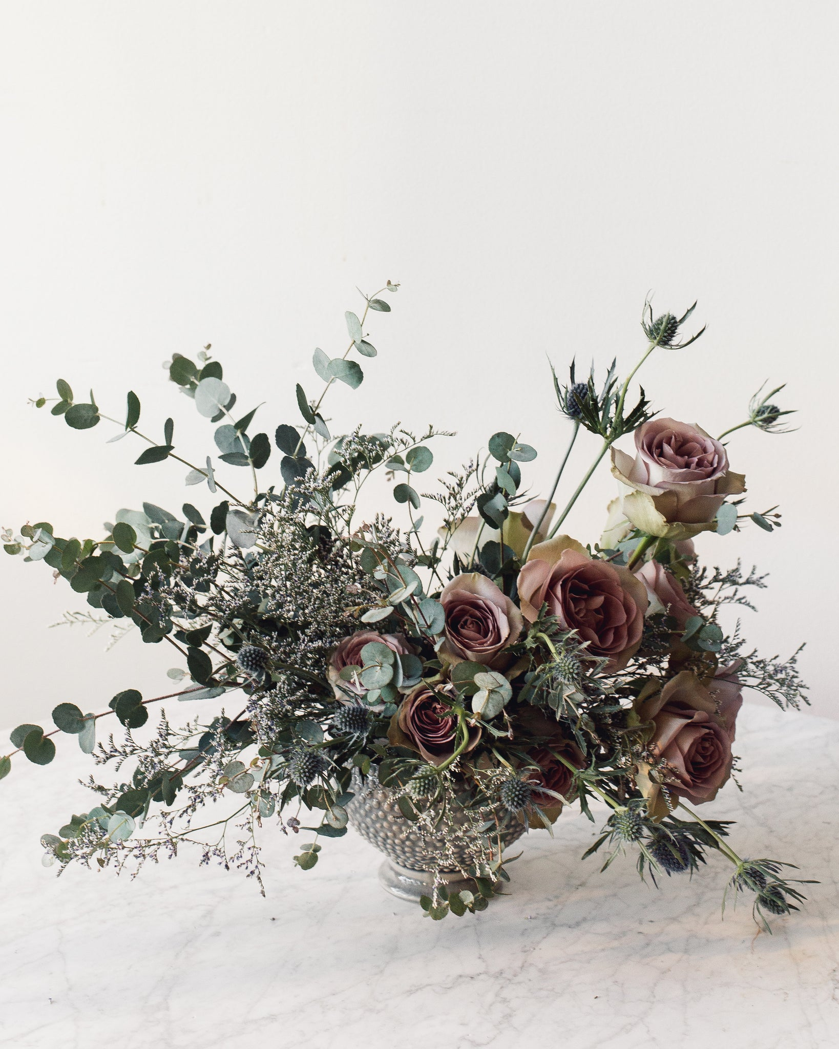 'Fog' Floral Arrangement