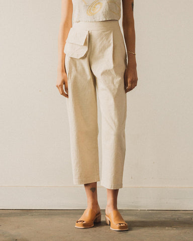 Paloma Wool Jueves Trouser, Off-White