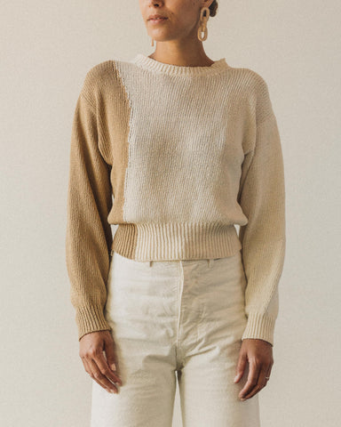 Paloma Wool Camu Sweater, Off-White
