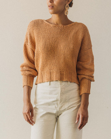 Paloma Wool Tratame Sweater, Peach