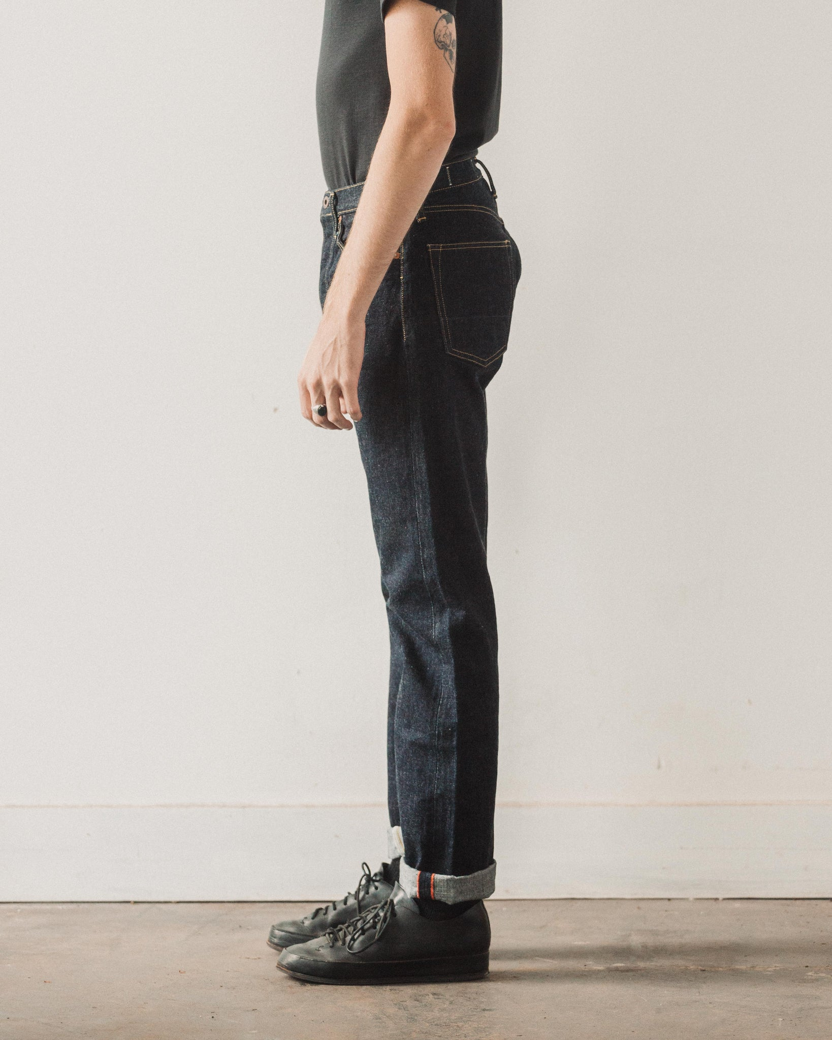 Kapital One Wash Denim