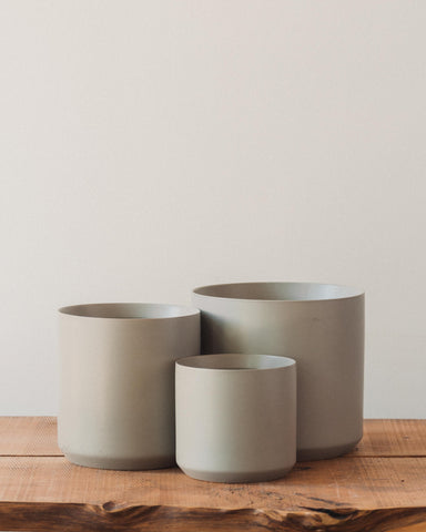 Kendall Pot, Grey