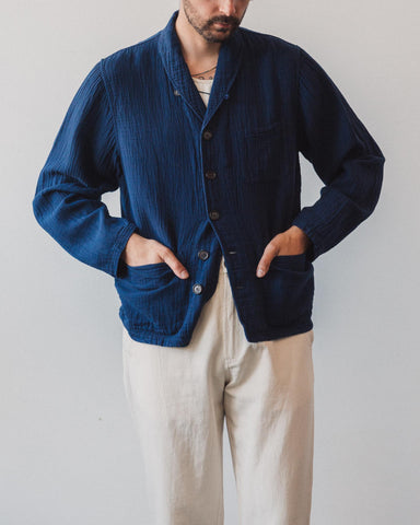 Universal Works Prairie Jacket, Navy