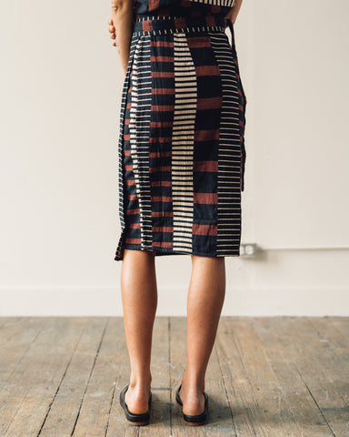 Ace & Jig Wrap Skirt, Lockwood