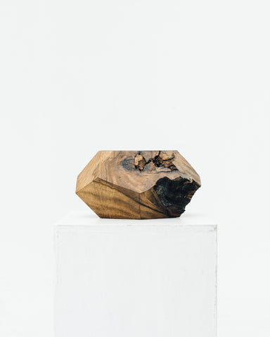 Aleph Geddis Wood Sculpture AG-1009