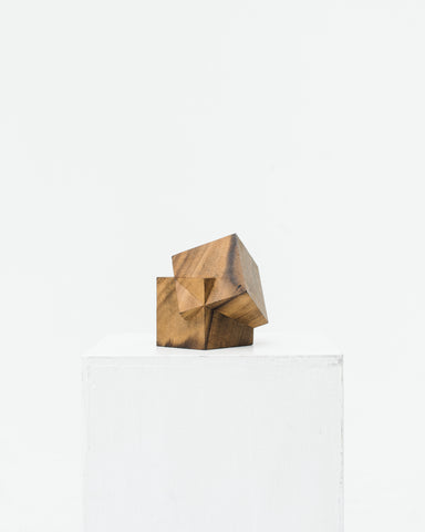 Aleph Geddis Wood Sculpture AG-1001