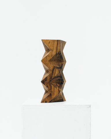 Aleph Geddis Wood Sculpture AG-1008