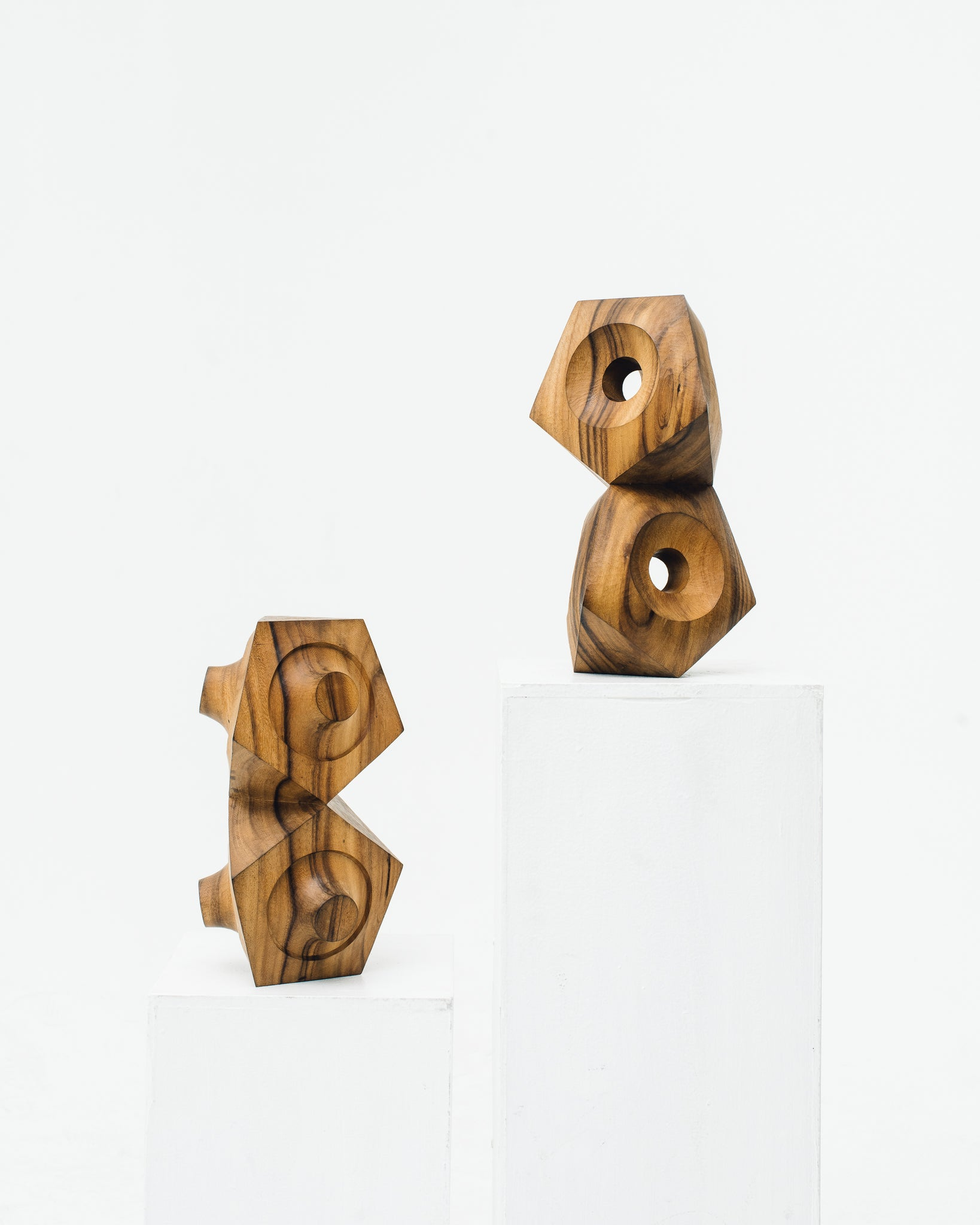 Aleph Geddis Wood Sculpture AG-1016