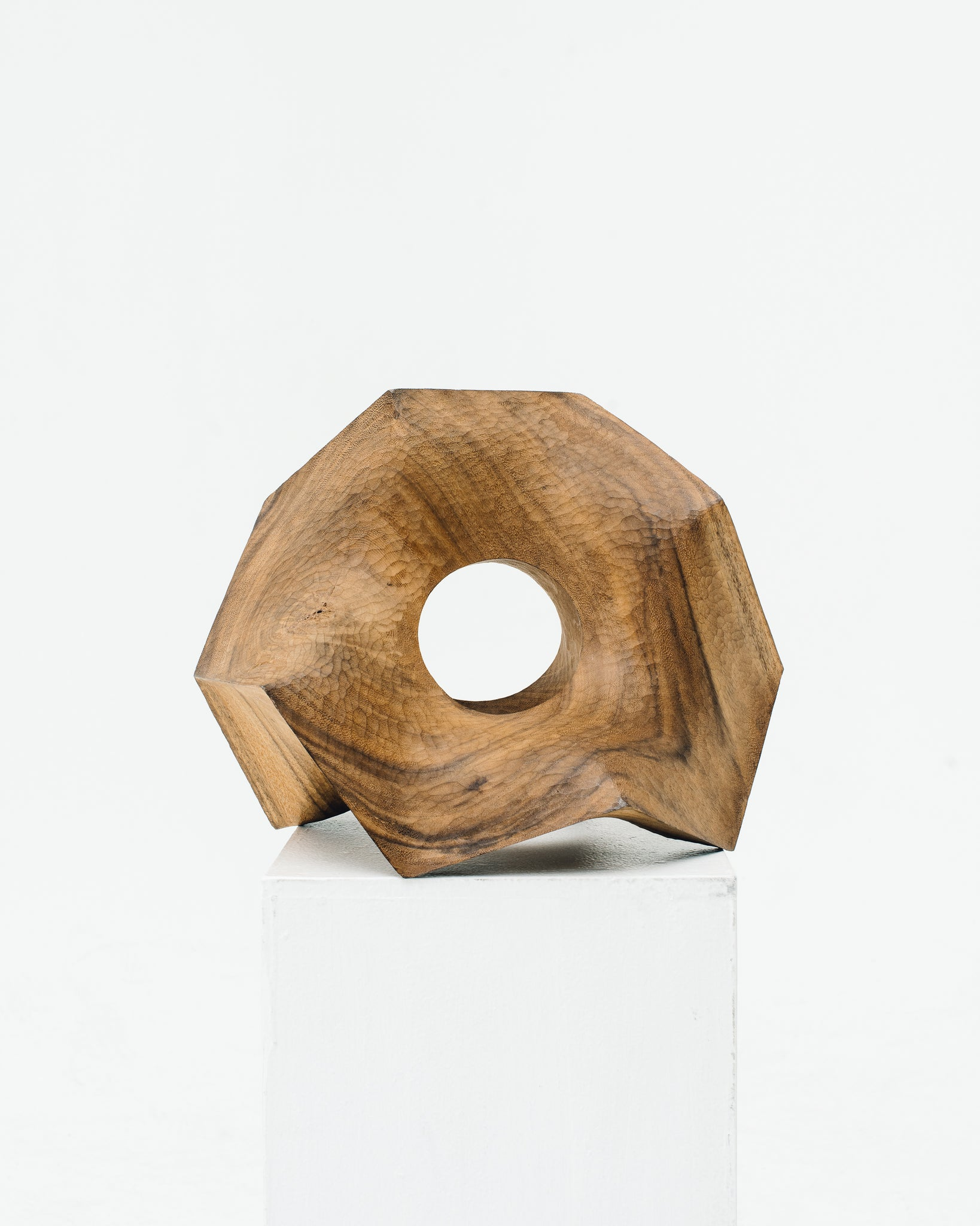 Aleph Geddis Wood Sculpture AG-1017