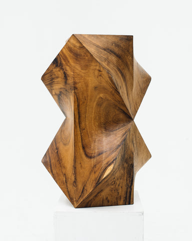 Aleph Geddis Wood Sculpture AG-1021