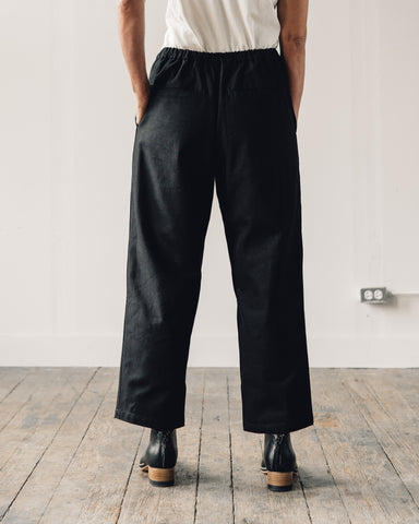 Aure Atelier Trousers, Black