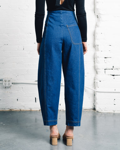 Creatures of Comfort Crescent Pant, Denim