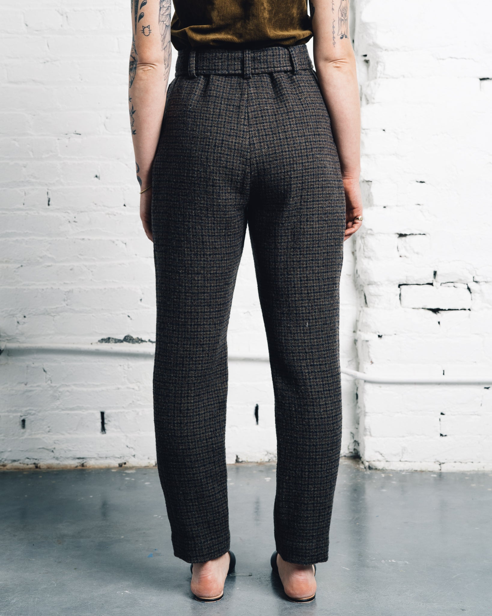 Creatures of Comfort Radiant Pant, Dark Olive