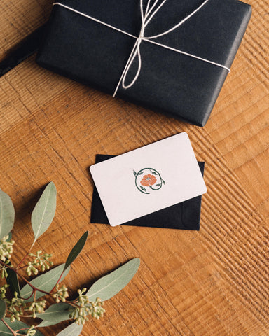 Greenhouse Physical Gift Card