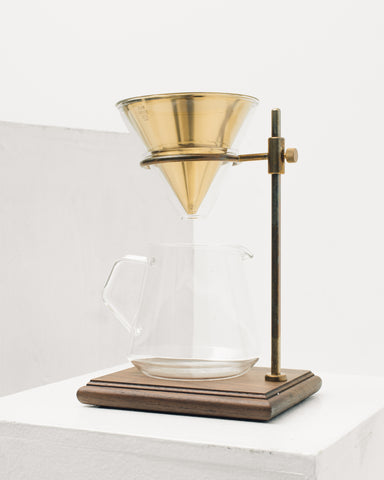 Kinto Slow Coffee Brew Stand