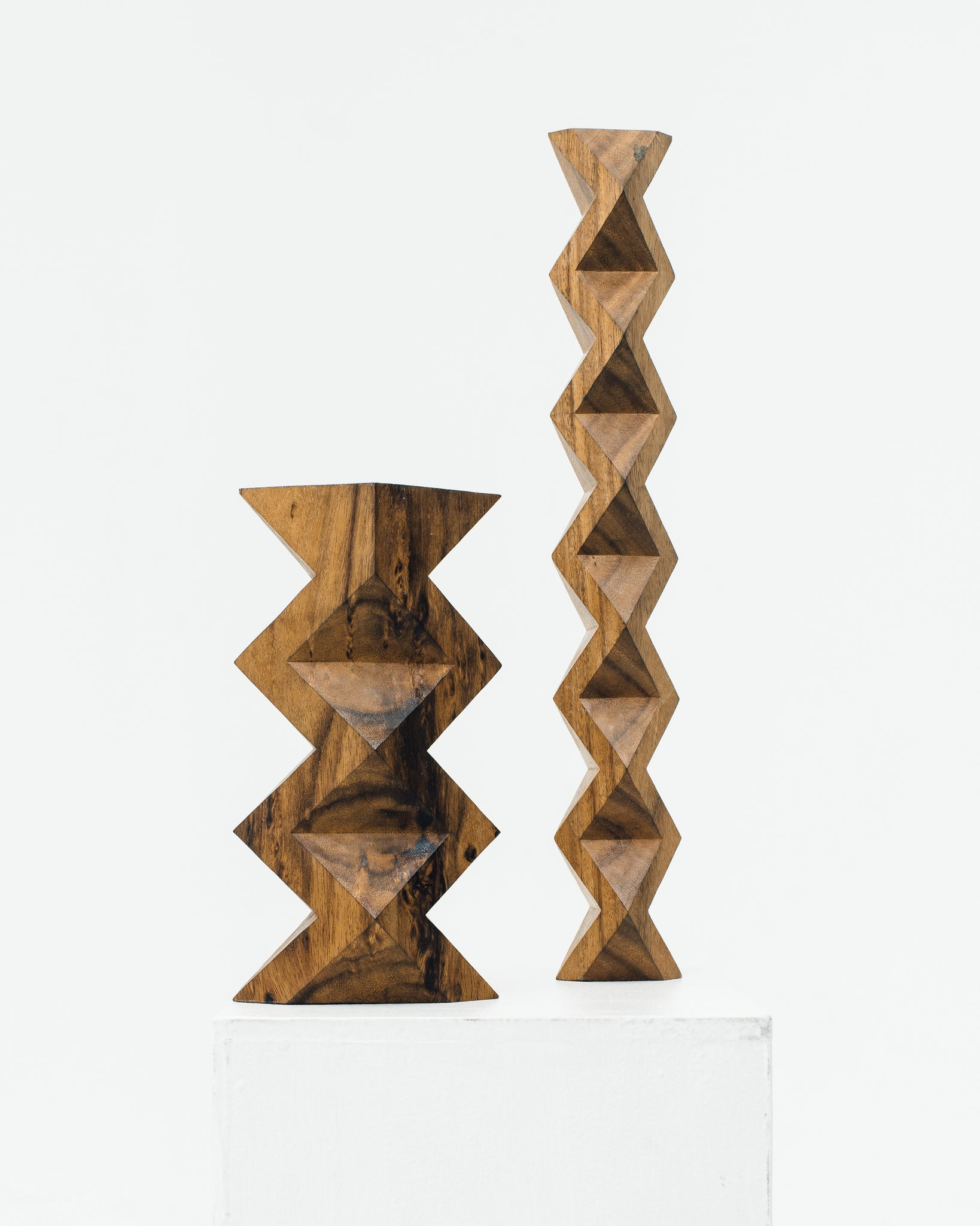 Aleph Geddis Wood Sculpture AG-1022