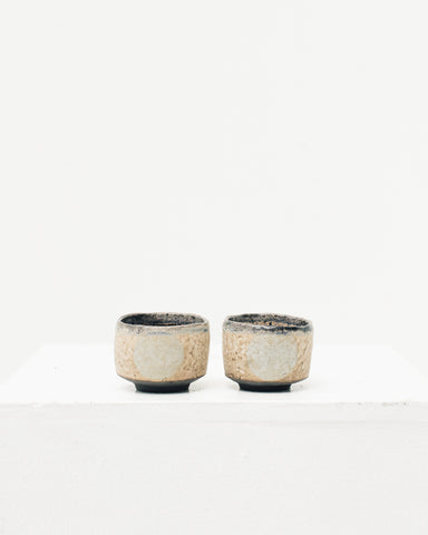 Ayame Bullock Bone & Sage Moon Teacup