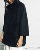 Wray Snug Sweater, Black