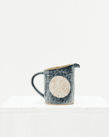 Ayame Bullock Indigo Blue Moon Small Pitcher