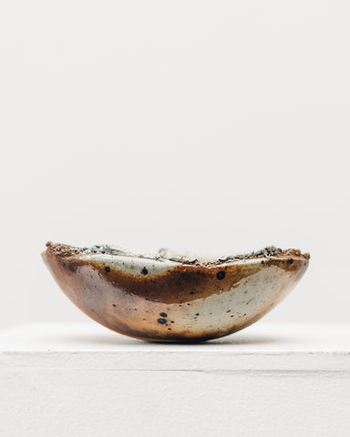 Natasha Alphonse Woodfired Decorative Bowl