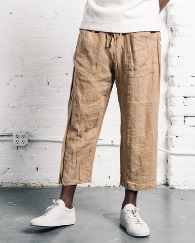Zed Catch All Trouser, Sand