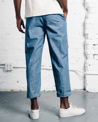 Zed Patch Pant, Indigo