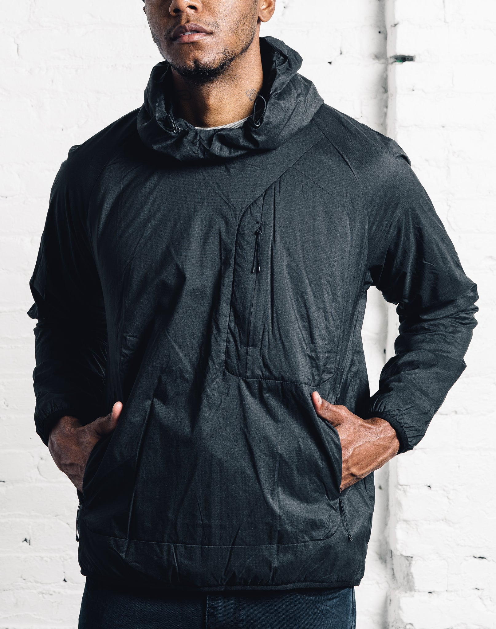 Snow Peak Octa Insulated Parka, Black