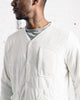 Snow Peak Flexible Insulated Cardigan, White