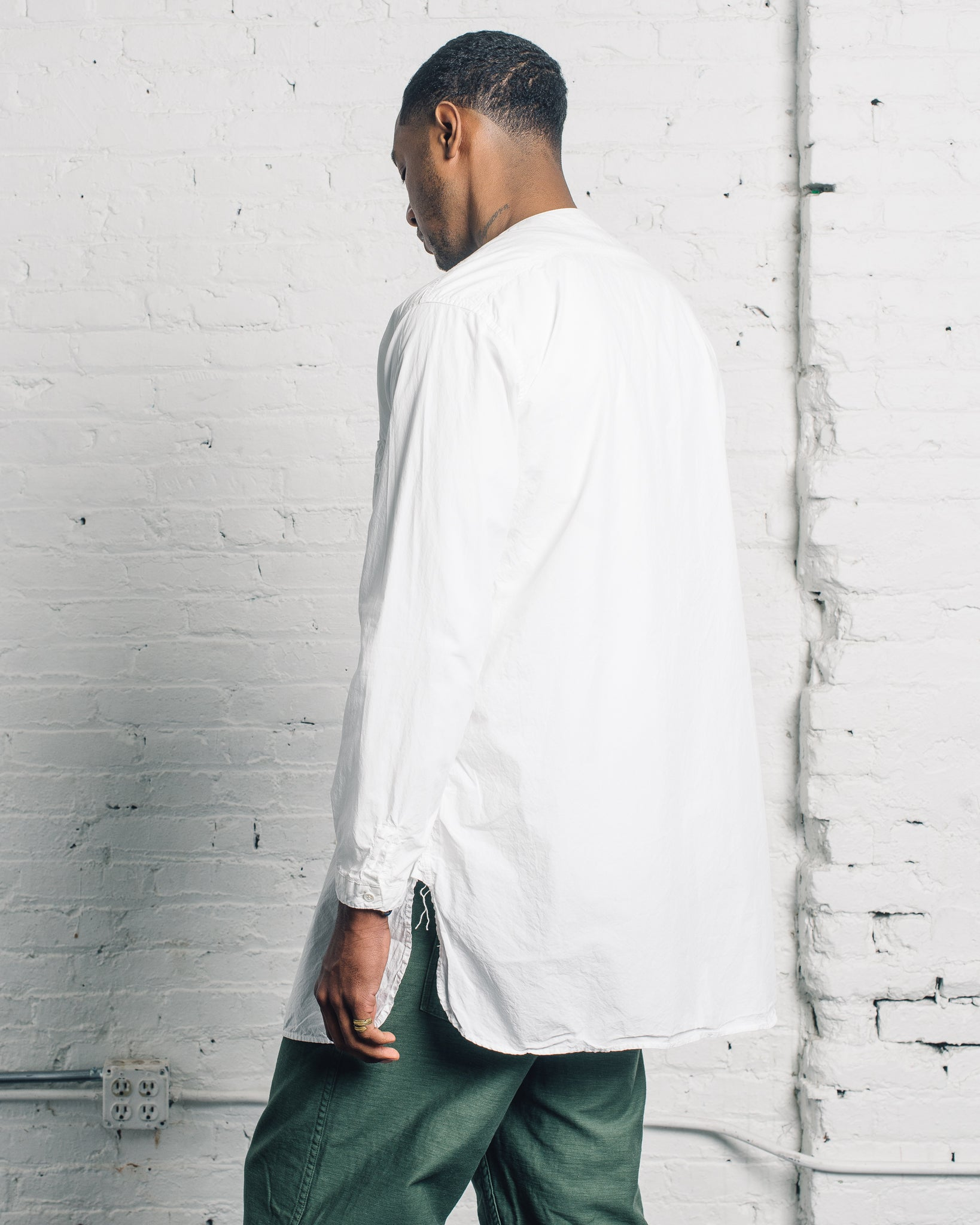OrSlow Long Work Shirt
